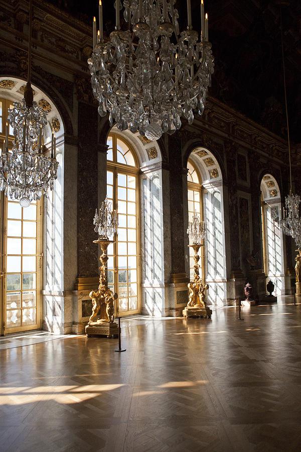 Versailles Photograph - Versailles 2 by Art Ferrier
