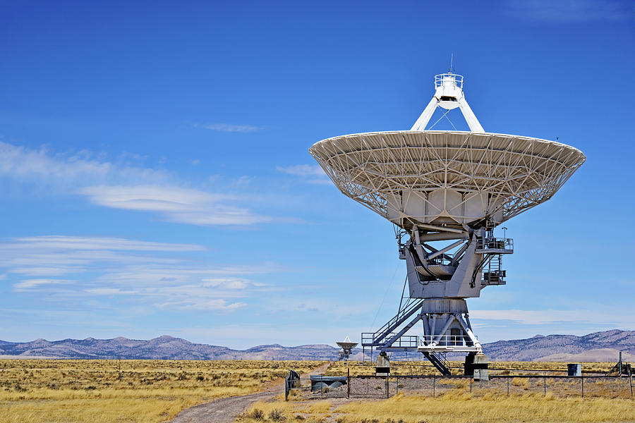 Very Large Array Photograph - Very Large Array - Vla - Radio Telescopes by Christine Till