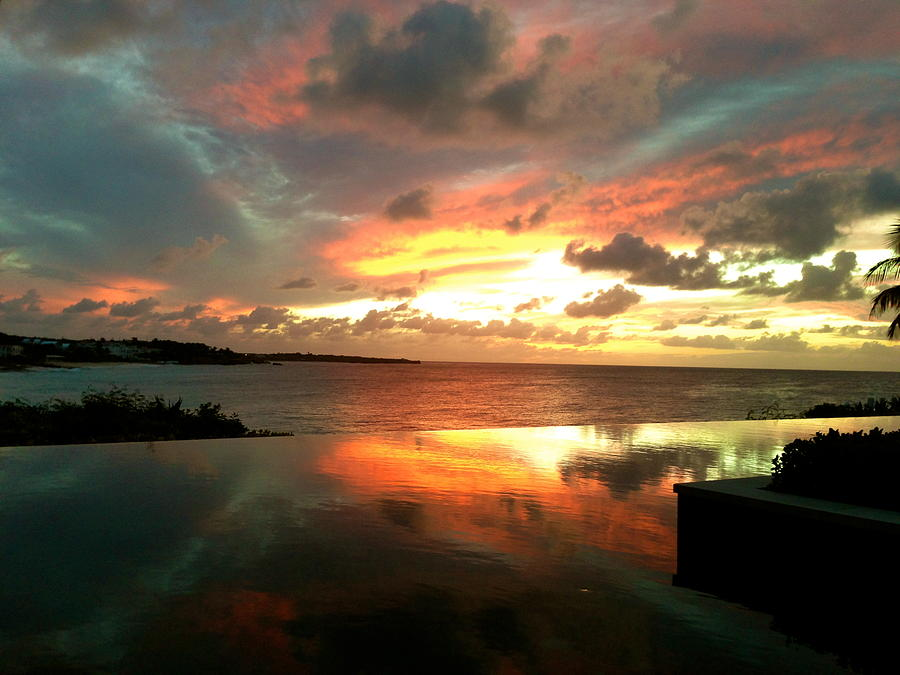 Viceroy Photograph - Viceroy Sunset by Jennifer Lamanca Kaufman