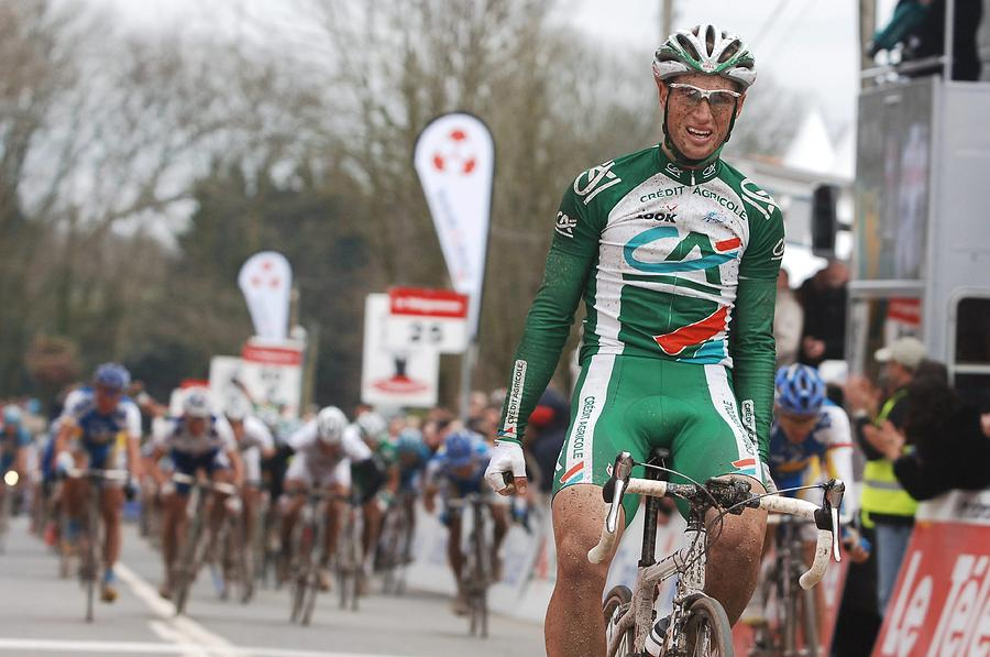 Victoire De Mark Renshaw - Credit Agricole Photograph by Icon Sport