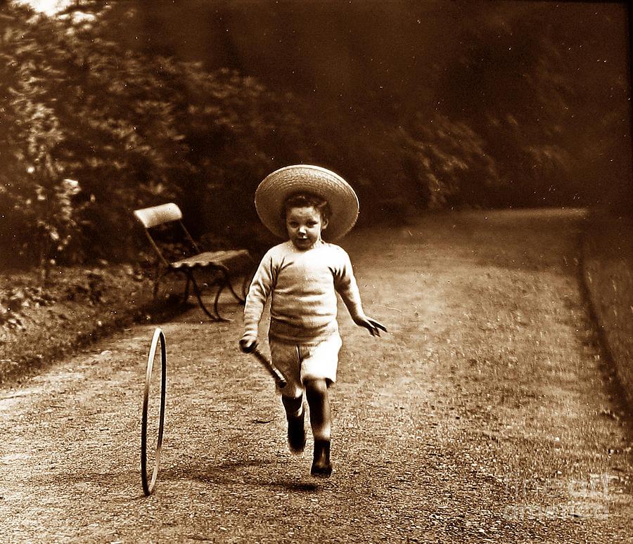 Vintage Photograph Ireland Clothing Baby
