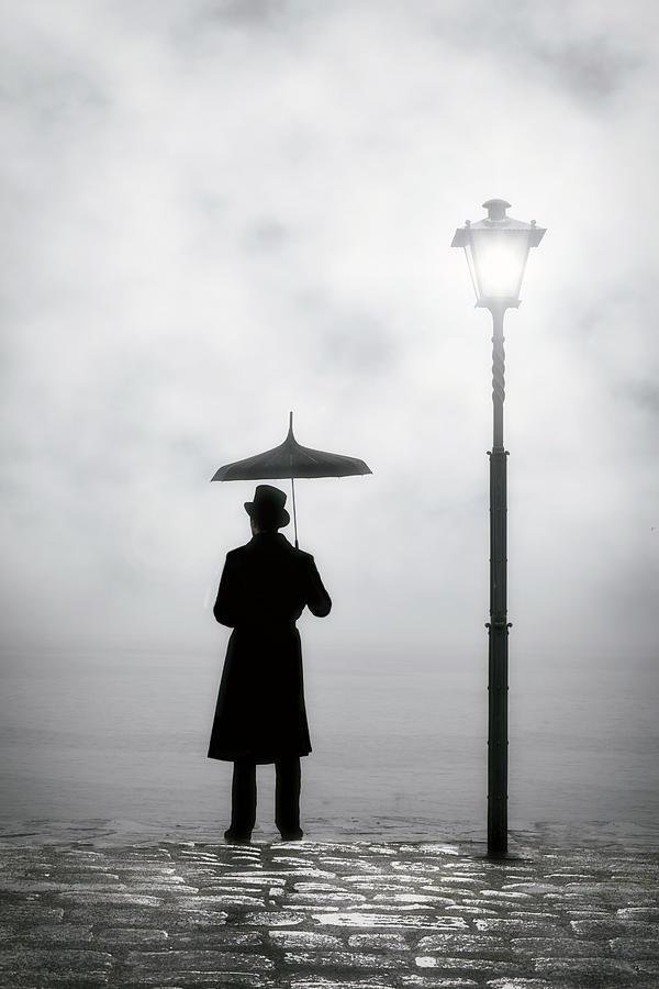 Man Photograph - Victorian Man by Joana Kruse