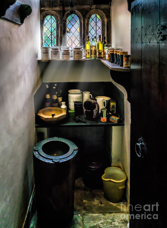 British Photograph - Victorian Pantry by Adrian Evans