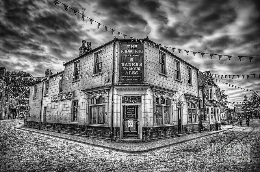 Ales Photograph - Victorian Pub by Adrian Evans
