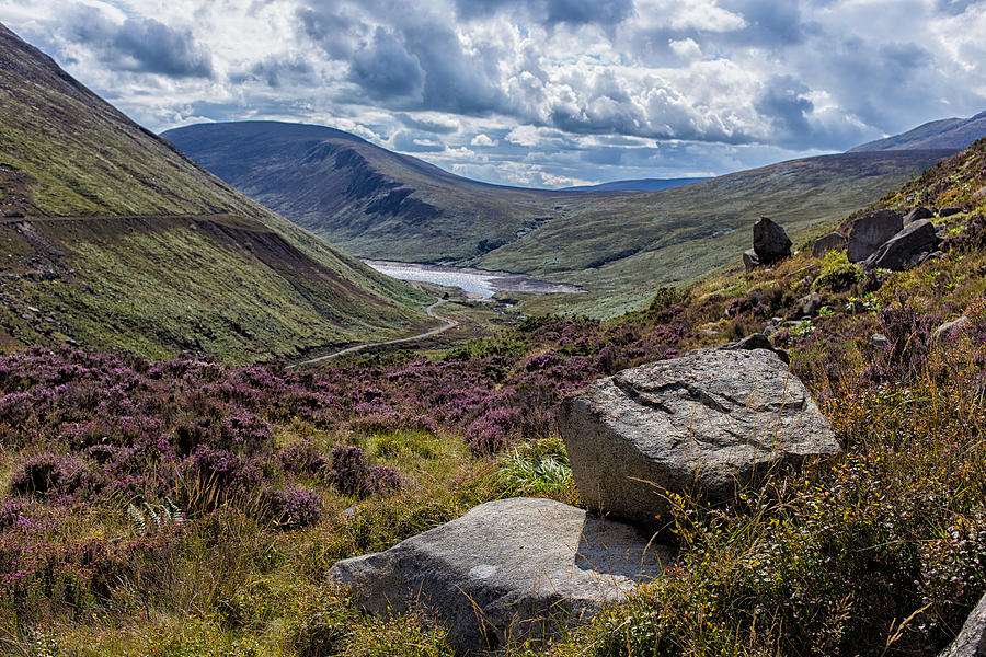 View From Ben Crom Photograph