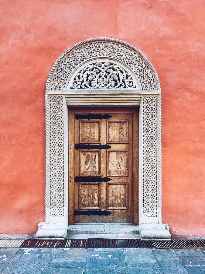 View Of Door Photograph by Miodrag Ristovski / Eyeem