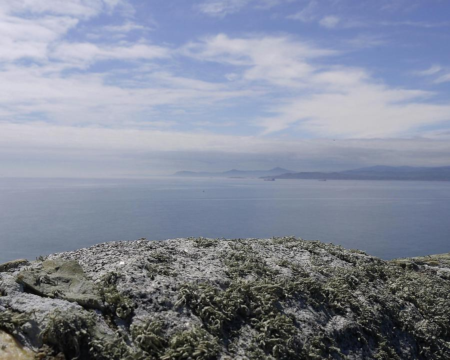 View Of Dublin Bay From Howth Summit Photograph by Leverstock