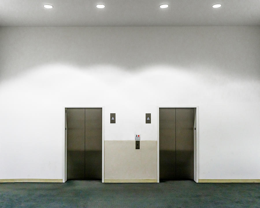 View Of Elevators Photograph by Jesse Coleman / EyeEm