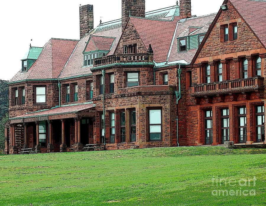 Villa Photograph - Villa by Kathleen Struckle