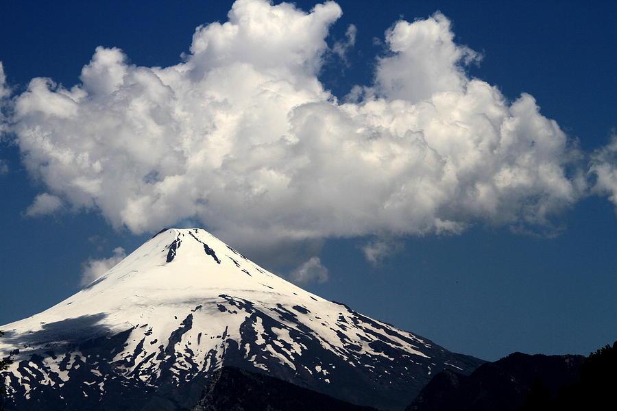 Villarrica Photograph - Villarrica Volcano by Arie Arik Chen