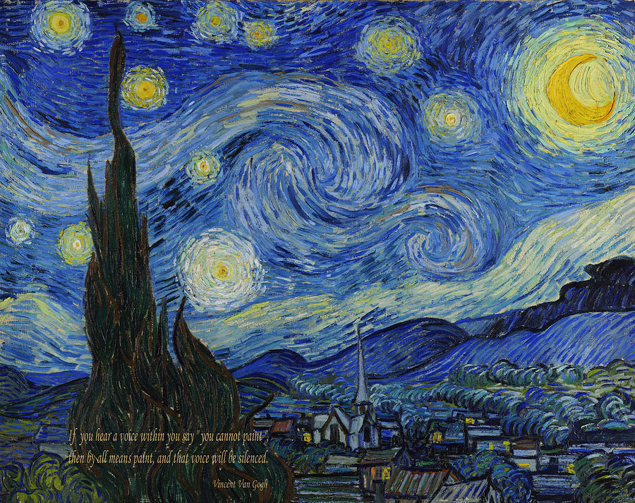 Vincent Van Gogh Quotes 3
