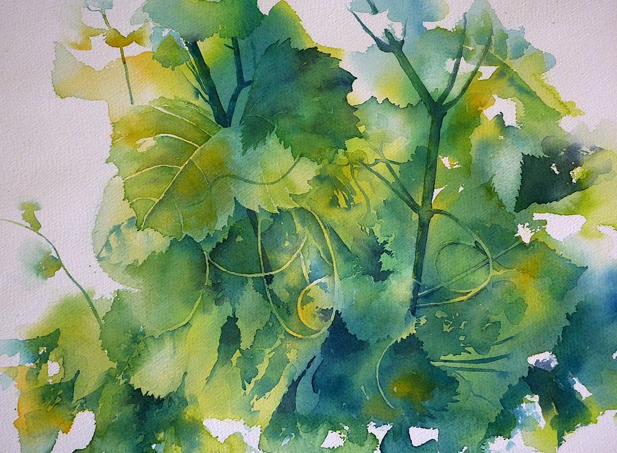 Painting Vines Artist