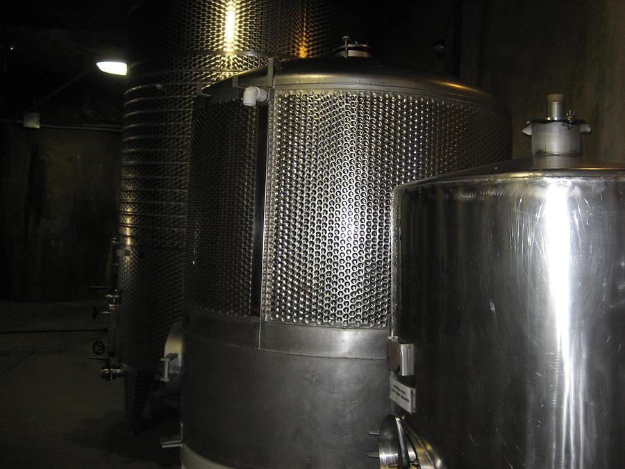 Virginia Photograph - Vineyards In Va - 121220 by DC Photographer