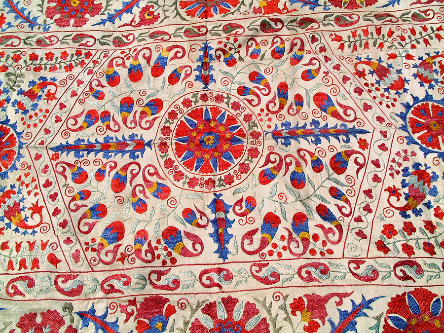 Asian Hand Embroidery Designs