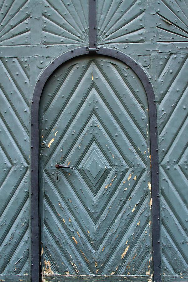 Vintage Door Photograph by Zimindmitry