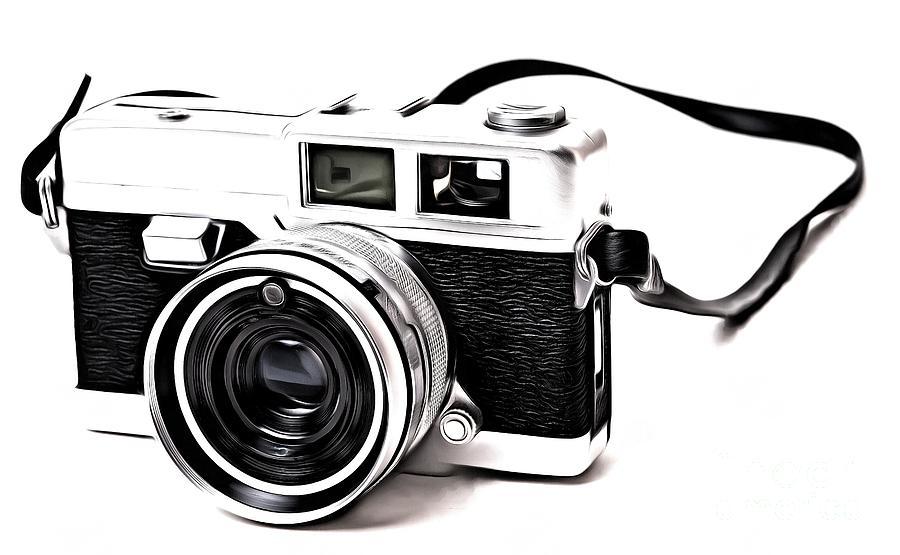 Vintage Film Camera Pop Photograph