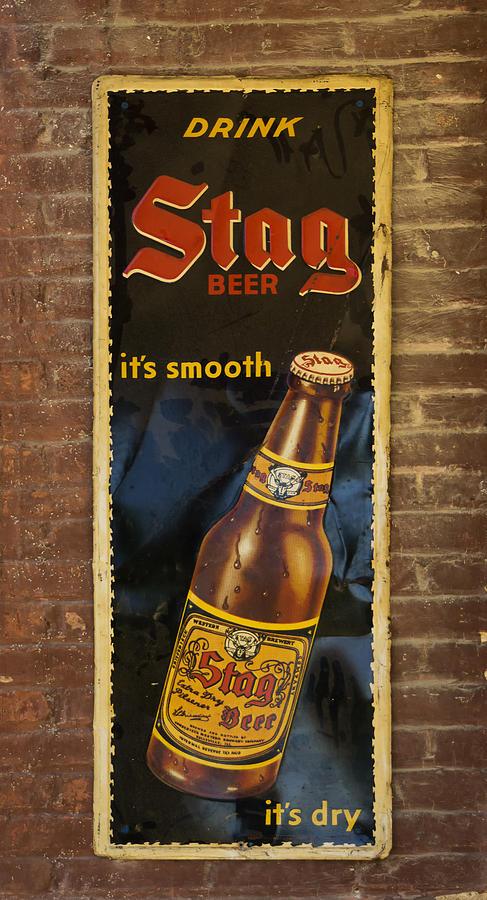 Beer Signs Vintage
