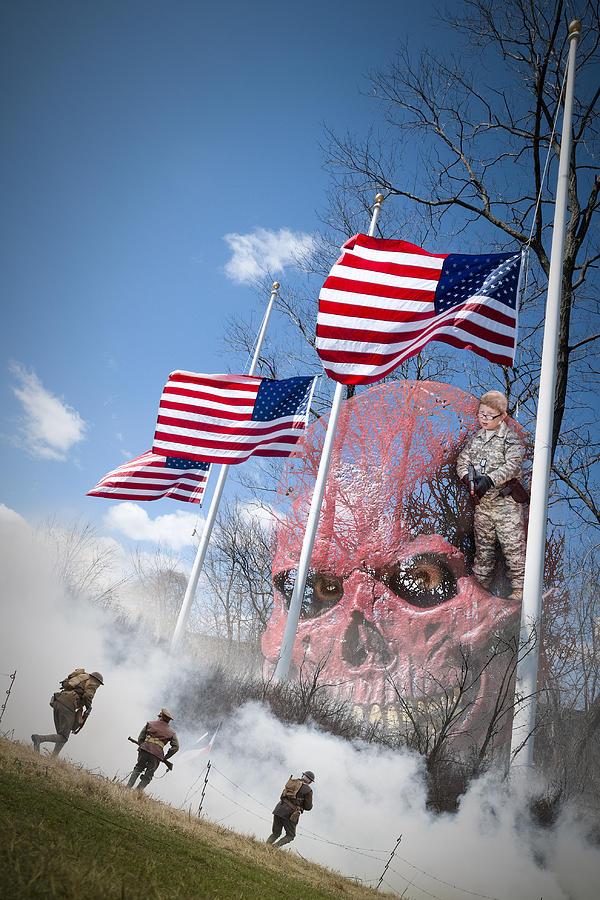 Violence USA by Nancy Strahinic