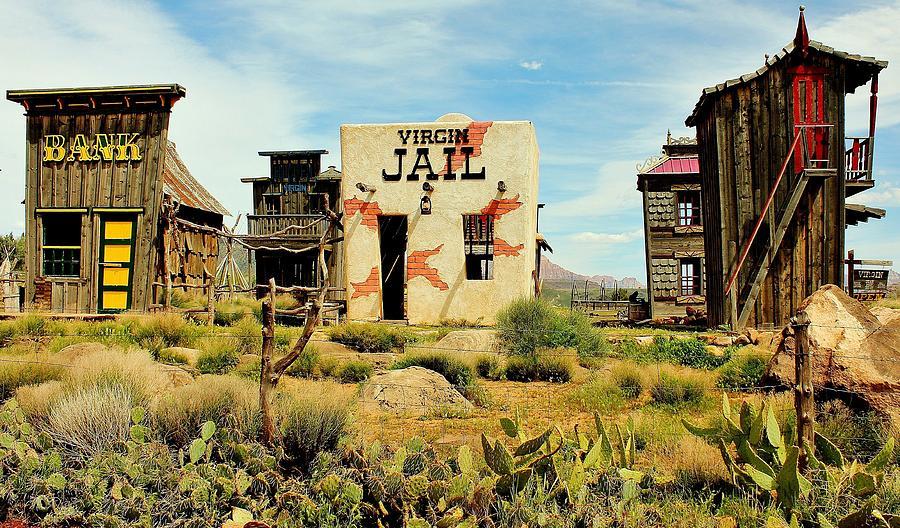 Virgin Utah Photograph
