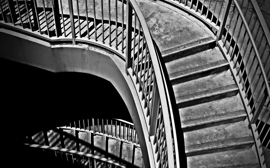 Abstracts Photograph - Visions Of Escher by Steven Milner