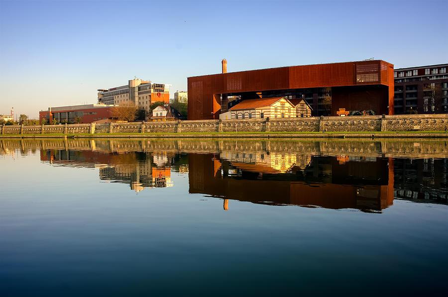 Vistula Photograph - Vistula River 2 by Tomasz Dziubinski