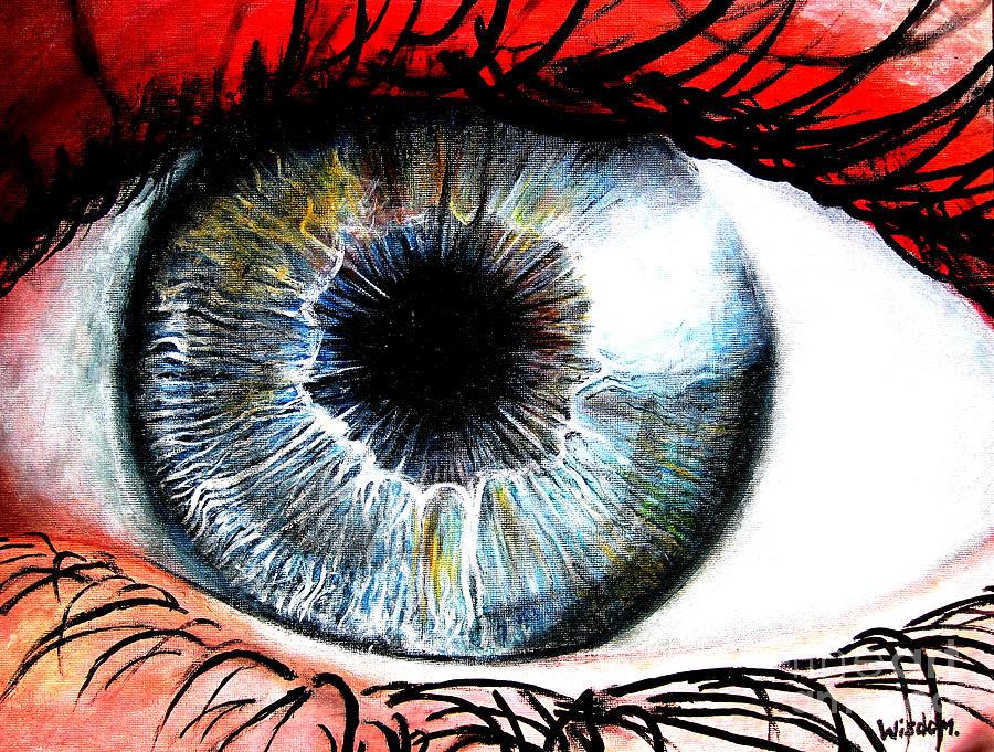 Vivid Painting - Vivid Vision  by Tylir Wisdom