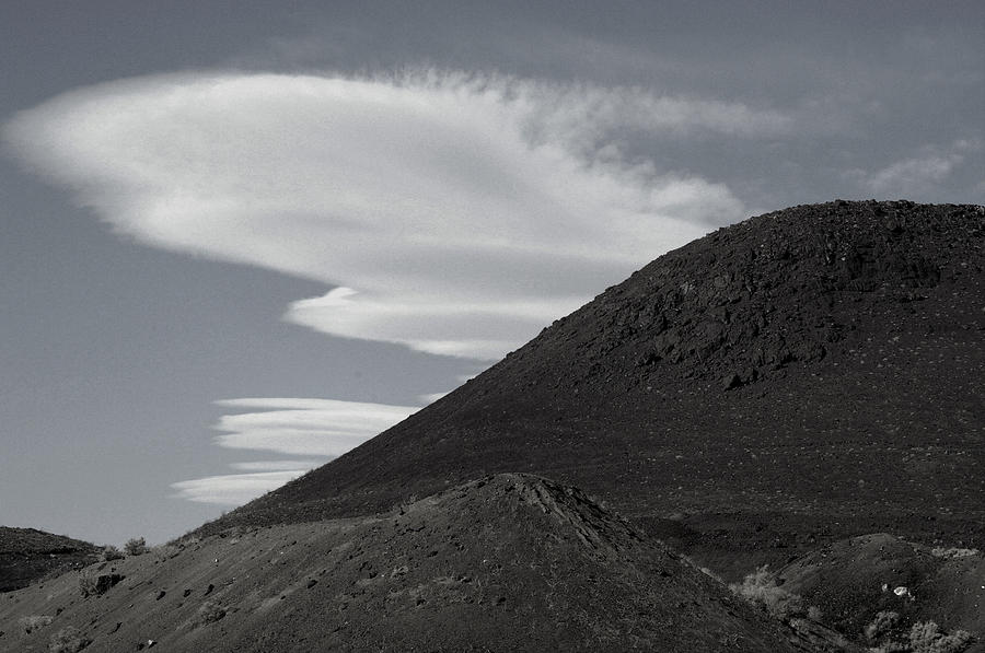 Volcano Photograph - Volcanic 1 by A paul Cartier