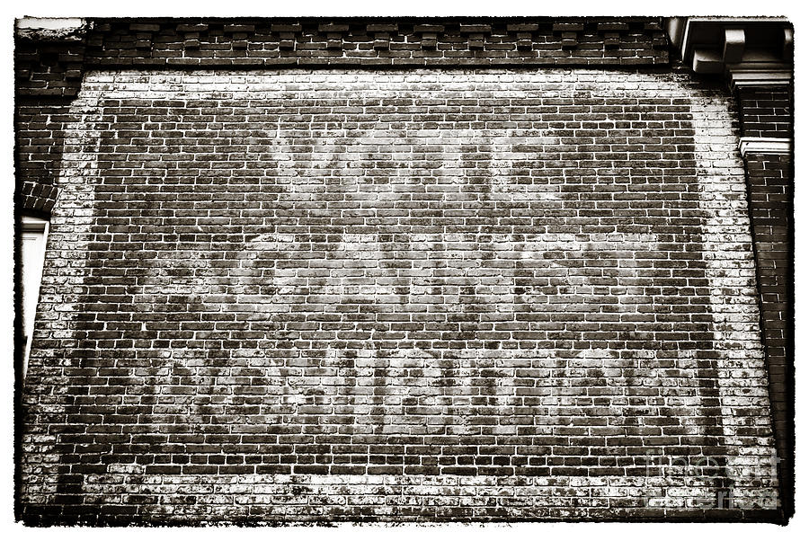 Prohibition Photograph - Vote Against Prohibition IIi by John Rizzuto