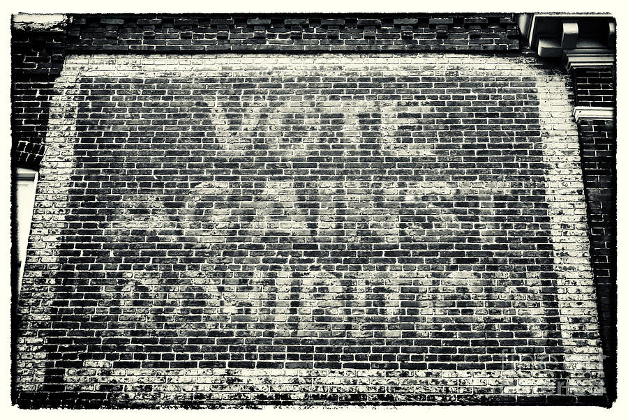 Prohibition Photograph - Vote Against Prohibition Iv by John Rizzuto