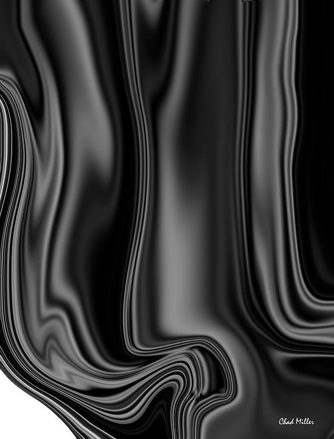 Voyeur Painting - Voyeur by Chad Miller