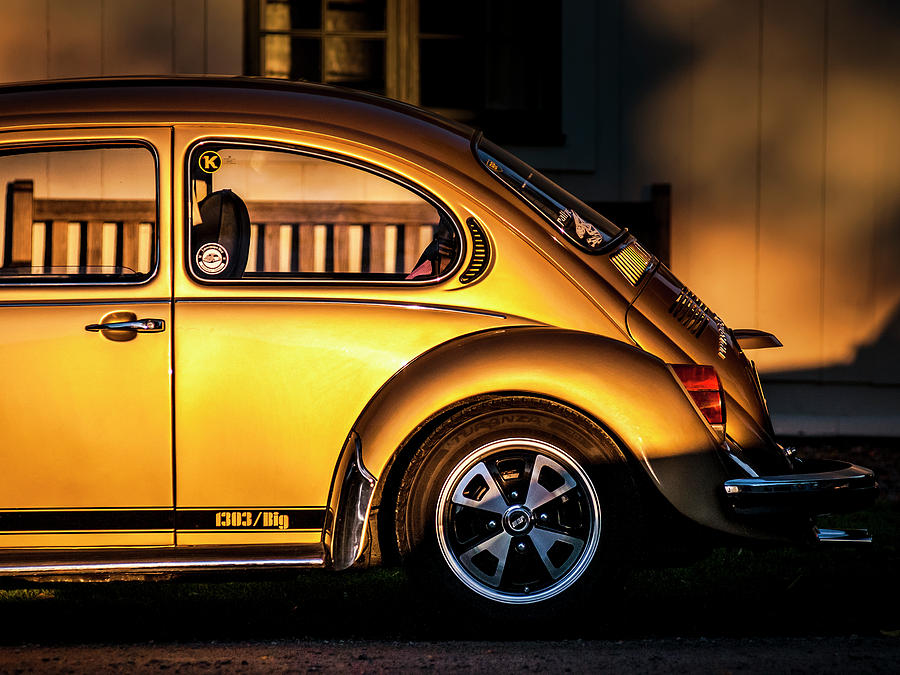 Volkswagen Photograph - Vw by Benny Pettersson