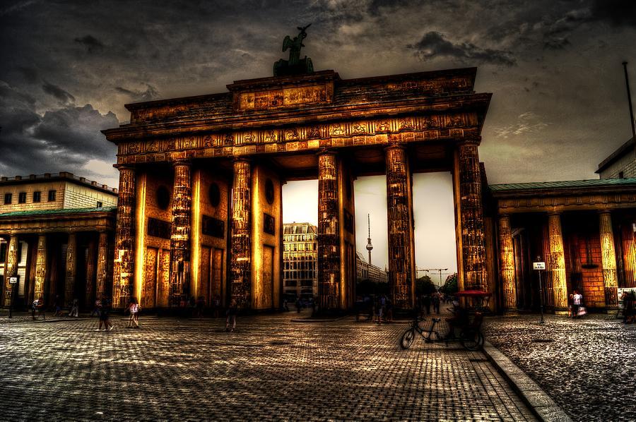 Berlin Wahrzeichen