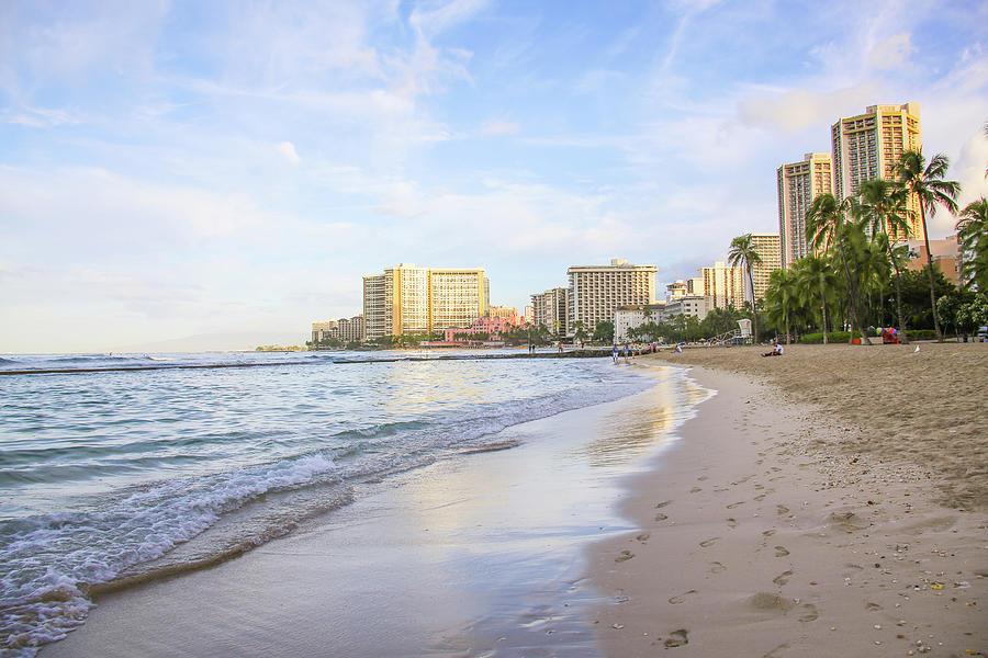 Waikiki Photograph by Daniela Duncan