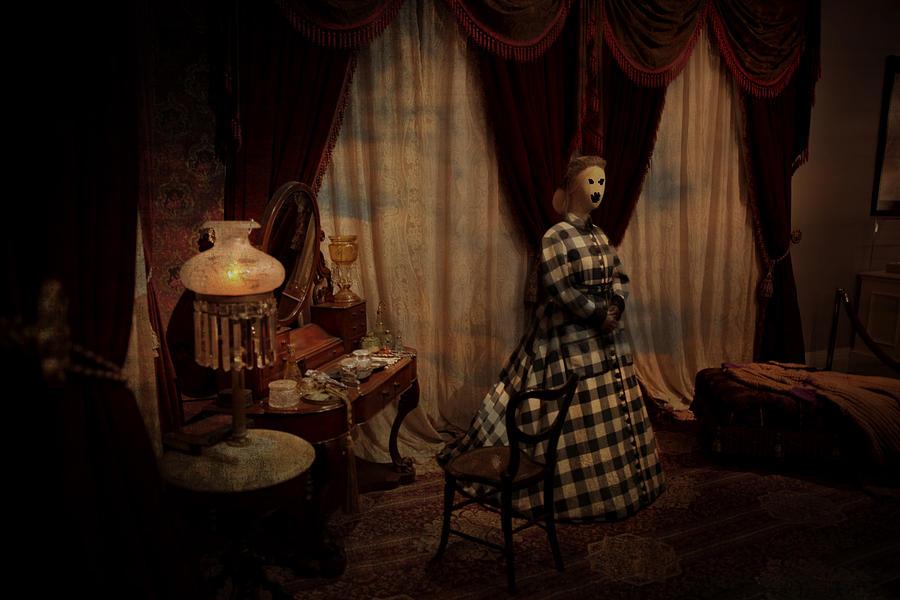 Scary Photograph - Waiting by Darren  Cornea