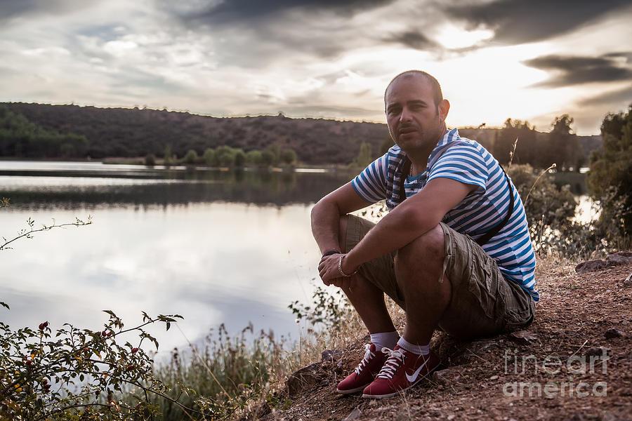 Waiting Photograph by Eugenio Moya