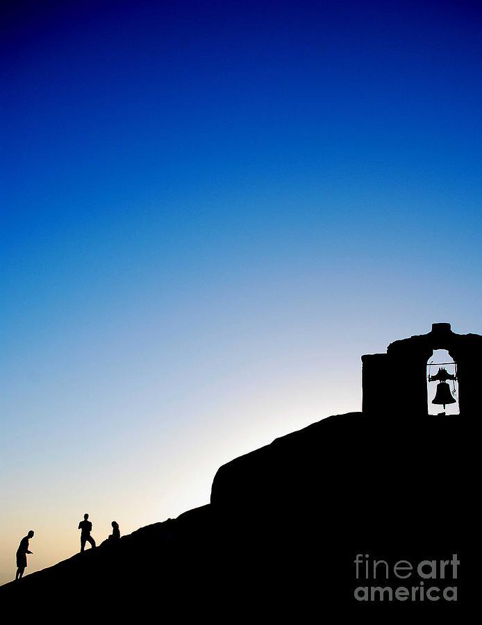 Church Photograph - Waiting For The Sun II by Hannes Cmarits