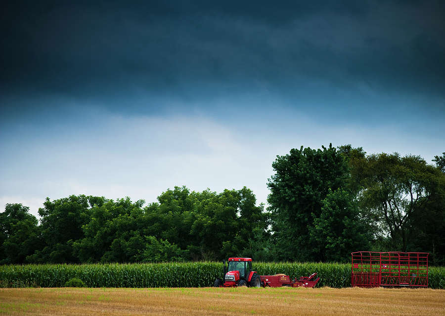 Wisconsin Photograph - Waiting Out The Storms by Christi Kraft