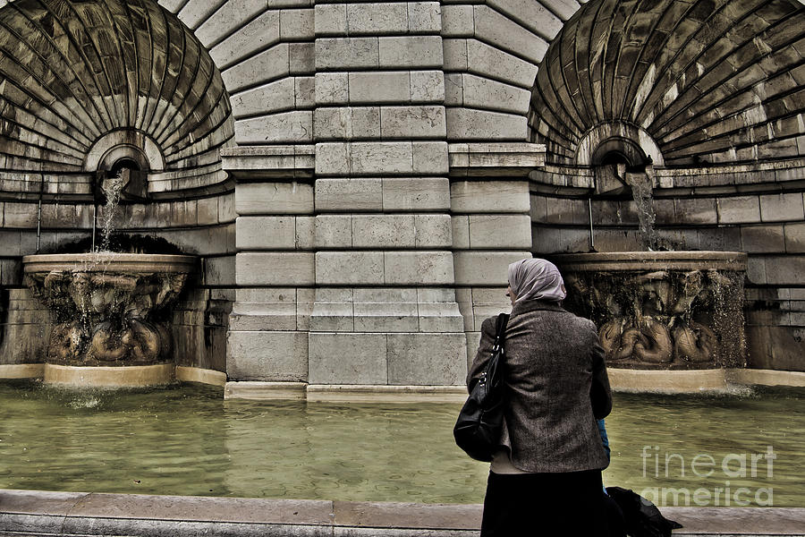 France Photograph - Waiting... Wishing... by Will Cardoso