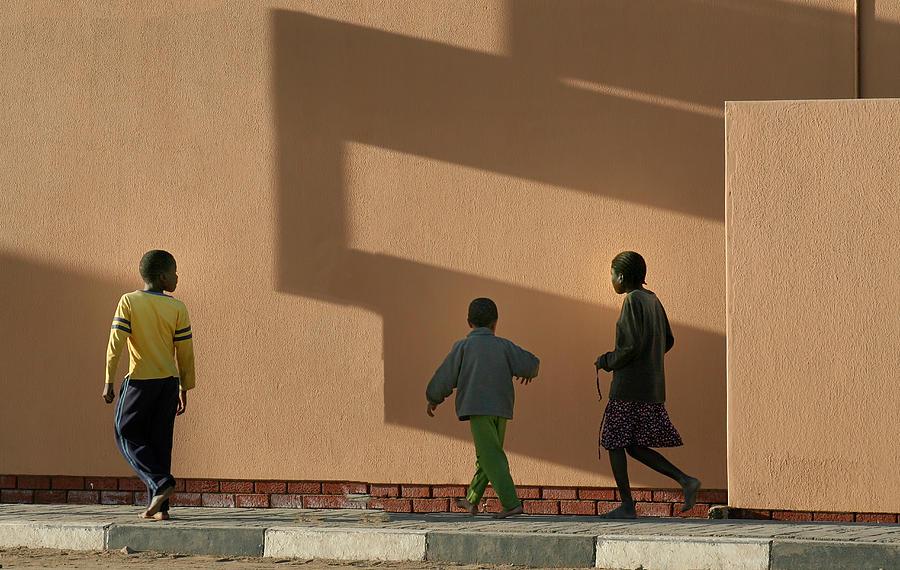 Walk This Way Photograph