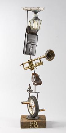 Music Mixed Media - Walks of Life by Benjamin Bullins