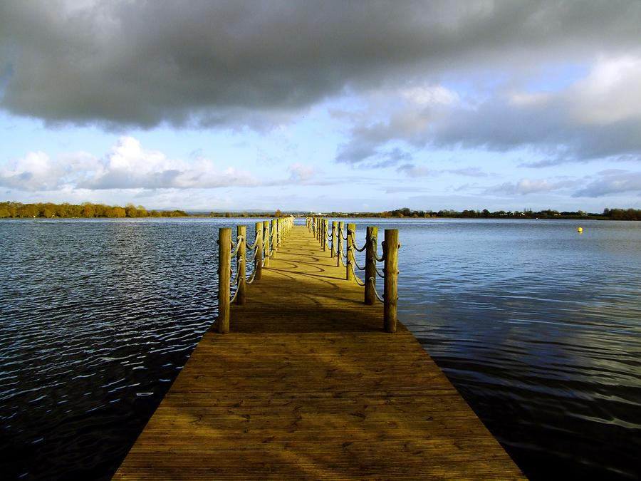 Walkway by Nigel Cameron