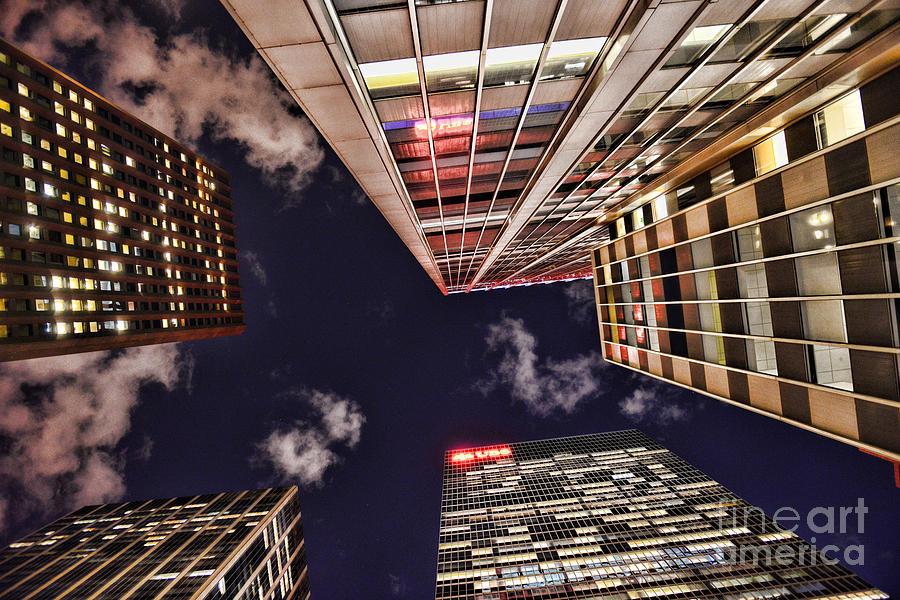 Building Photograph - Wall Street by Paul Ward