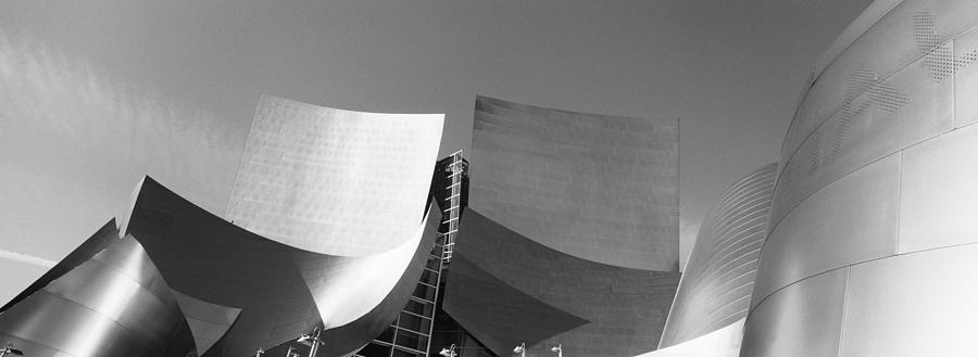 Color Image Photograph - Walt Disney Concert Hall, Los Angeles by Panoramic Images
