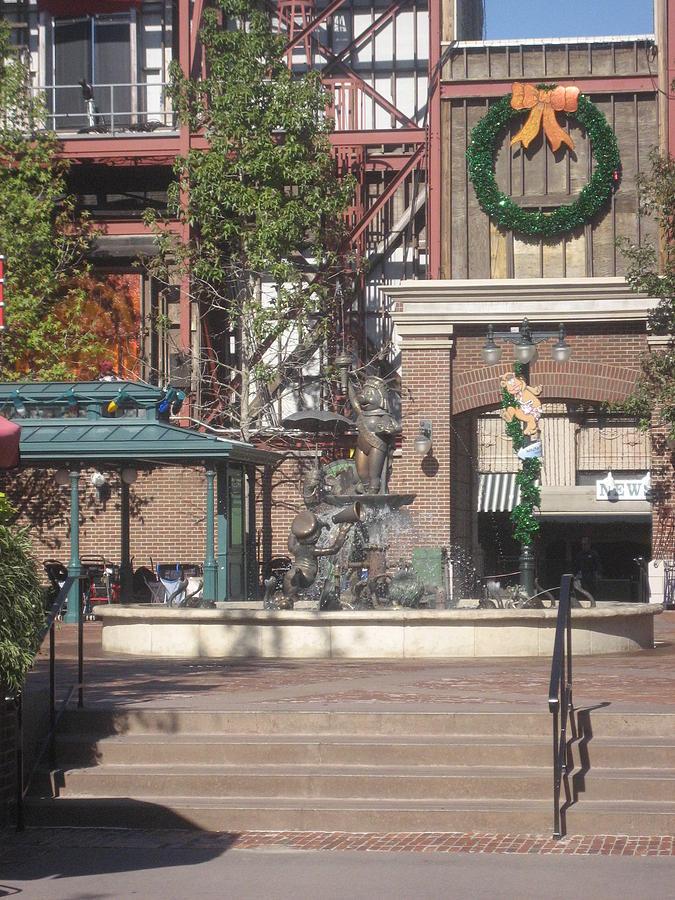 Walt Photograph - Walt Disney World Resort - Hollywood Studios - 121231 by DC Photographer