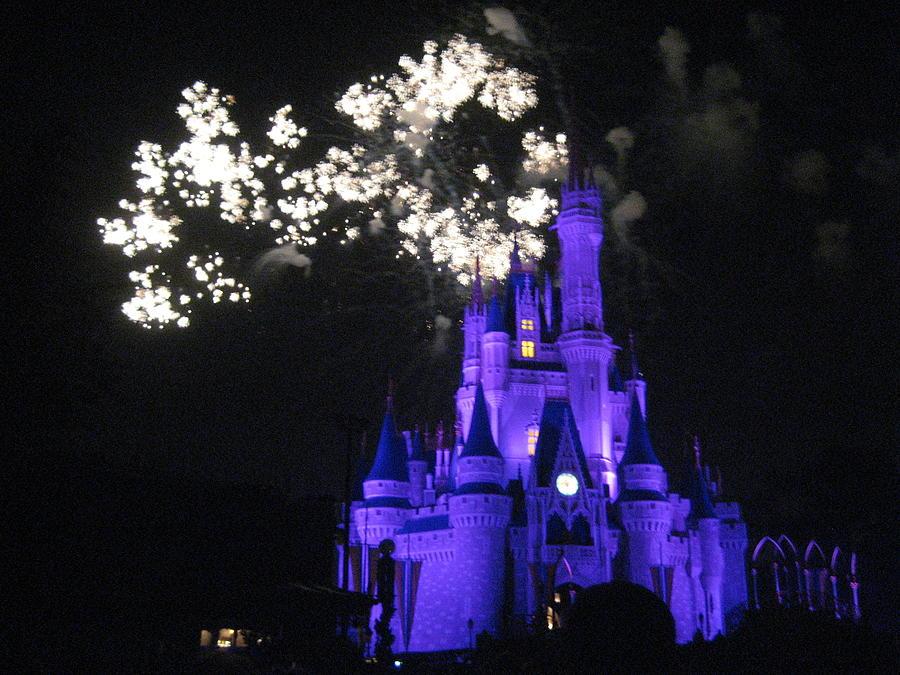 Walt Photograph - Walt Disney World Resort - Magic Kingdom - 121244 by DC Photographer