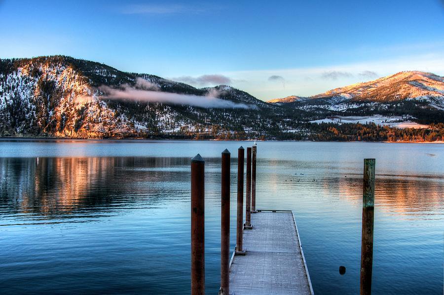 Lake Chelan Photograph - Wapato Point by Spencer McDonald