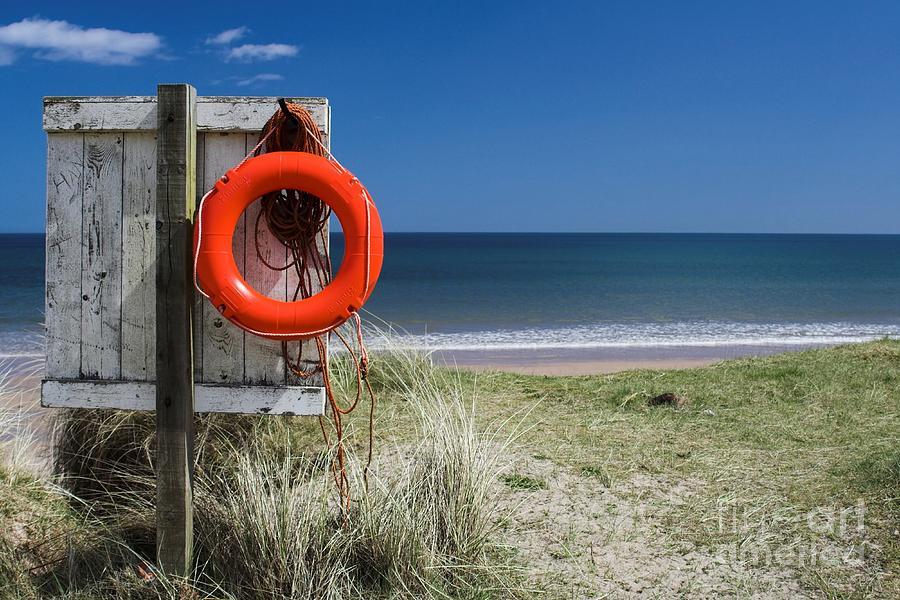Warkworth Photograph - Warkworth Beach Northumberland Coast by Les Bell