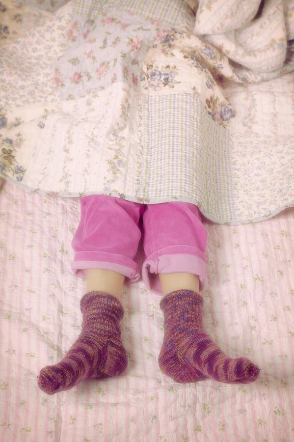 Feet Photograph - Warm And Cozy by Joana Kruse