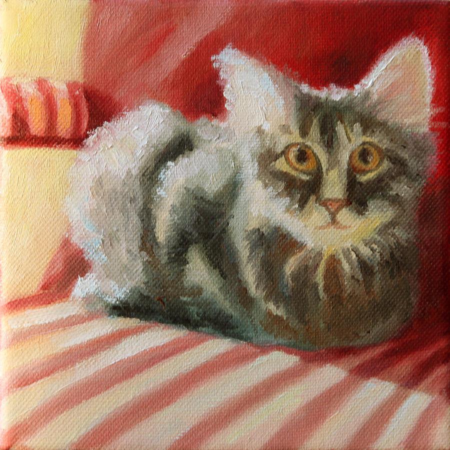 Warm Kitty by Beth Johnston