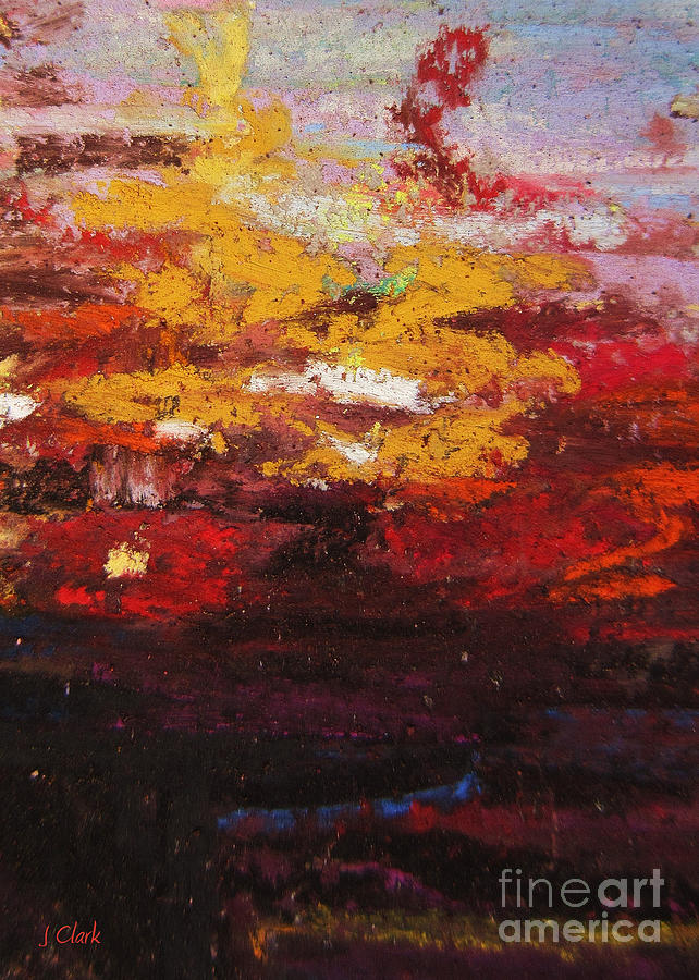 Warmth Painting - Warmth by John Clark